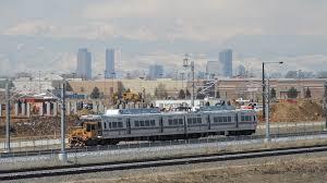 Rtd Denver Light Rail Schedule Sneak Peek At Your Ride On Rtd Rail To Denver U0027s Airport Slideshow