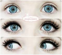 light blue cosplay contacts sugarmew september 2016