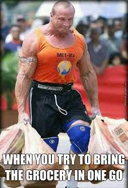 Grocery Meme - rmx when you try to bring the grocery in one go by anthonystark