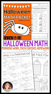 halloween math the 25 best halloween math worksheets ideas on pinterest