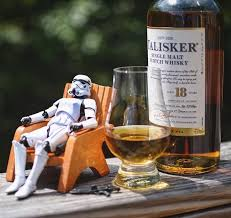 nothing like relaxing in a stormtroopers whiskey instagram account popsugar
