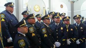 bloomfield police department promotes twelve officers bloomfield