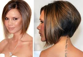 graduated short bob hairstyle pictures victoria beckham graduated bob hairstyles weekly