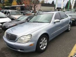 2002 s430 mercedes used mercedes s class for sale in tacoma wa 37 used s