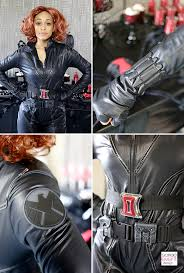 Black Widow Halloween Costumes Marvel Avengers Black Widow Viewing Party Soiree Event Design