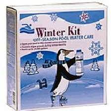 winter closing chemical kit for swimming pools h2ofun co uk