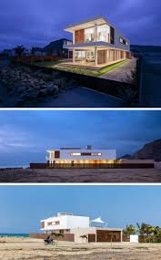 gabriel rivera architects have designed a new beachfront house in