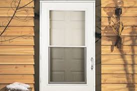 storm door with screen and glass larson storm doors briarwood millwork