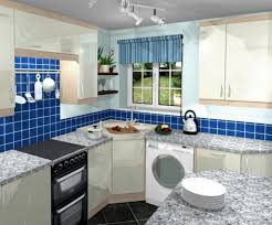 Small Kitchen Tv by Kitchen Of Late N Small Kitchen Decorating Ideas Blue Small