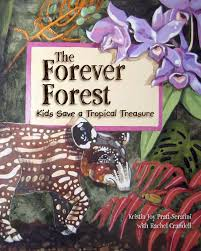 the forever forever forest kids save a tropical treasure