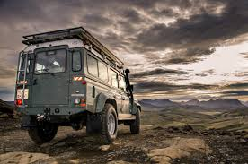land rover iceland ice rovers