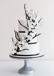 black and white wedding cakes 49 amazing black and white wedding cakes deer pearl flowers