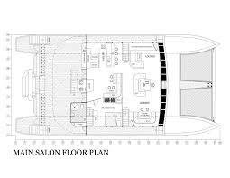 Catamaran Floor Plans by Pedigree Cats Catamarans Power Catamaran Builder Sail Catamaran