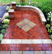 Brick Patterns For Patios Practical And Pleasing Using Patterns In Your Patio And Walkway