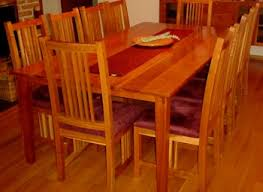 brown cherry finish traditional 8pc dining room set igf usa