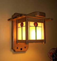 Arts And Crafts Style Curtains Craftsman Style Wall Sconce Mission Outdoor Sconces Contemporary