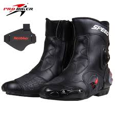 biker riding boots pro biker speed bikers motorcycle racing boots motorcycle riding