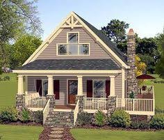 houses for narrow lots tiny bungalow house plan 85058ms bungalow cottage country