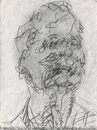 npg 6611 frank auerbach large image national portrait gallery