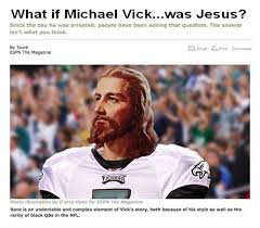 Mike Vick Memes - image 168835 what if michael vick were white know your meme