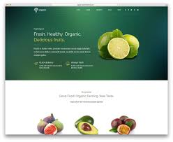 15 green eco friendly themes for green organic eco