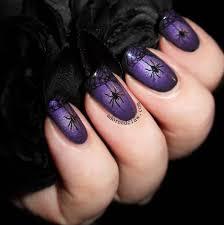 100 halloween nails black arcadianailart 2014 robin moses