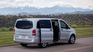 light pink mercedes 2017 mercedes metris review a passenger van but not a family van