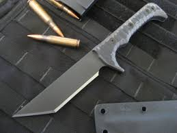 Tactical Kitchen Knives Miller Bros Blades Mbb M 7x Fixed Blade Tactical Knife Tanto