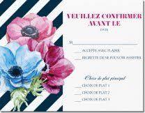 cartes mariage modèles de faire part cartes de réponse invitations mariage