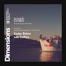 boat parties announced dimensions festival 2017 underground