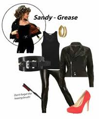Grease Halloween Costume Sandy Grease Halloween Costume