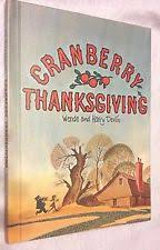 cranberry thanksgiving devlin ebay