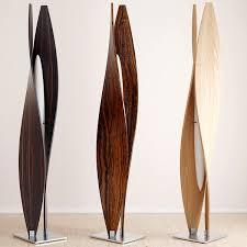 delightful wooden floor lamp designs that will catch your eye