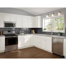 lowes 60 inch kitchen sink base cabinet project source 36 in w x 34 5 in h x 24 in d white sink base stock cabinet