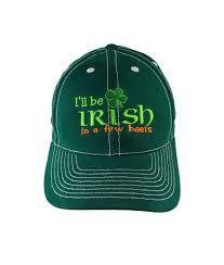 Uganda Flag Colours Irish Green Ireland Flag Colors Beer Shamrock Embroidery On An