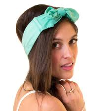 tie headbands how to wear a tie headband tutorial the feel daily by