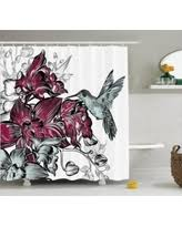 Orchid Shower Curtain Cyber Monday Sales On Spa Decor Shower Curtain Set Orchid Bamboo