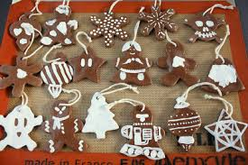 made with moxie mocha cinnamon salt dough ornaments