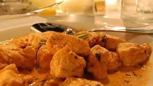 la cuisine pakistanaise poulet au beurre et aux épices pendjab inde pakistan