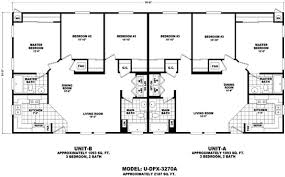 floor plan u dpx 2866a duplex series durango homes built by