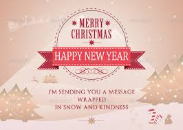 new year post card christmas new year greeting card rsplaneta graphic design