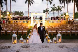 weddings in miami new york meets miami wedding by beauty expert nikol johnson