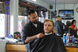 barbershop delivers haircuts for hope silver city daily press
