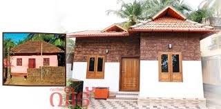 home design 500 sq ft 2 bhk renovated home design at 500 sq ft interior home plan