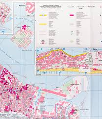 Italy Cities Map by City Map Of Venice Italy Freytag U0026 Berndt U2013 Mapscompany