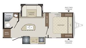 Front Living Room 5th Wheel Floor Plans Bullet Rv New U0026 Used Rvs For Sale Lakeshore Rv