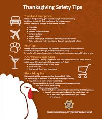 sb county sheriff on it is thanksgivingweek folks and
