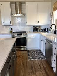 refinish your kitchen cabinets like a pro domestic blonde