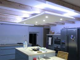 eclairage faux plafond cuisine faux plafond led salon formidable faux plafond pour cuisine ides