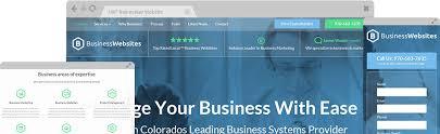 franchise website templates mobile responsive designs